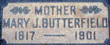 PARKER, MARY JANE - Salt Lake County, Utah | MARY JANE PARKER - Utah Gravestone Photos