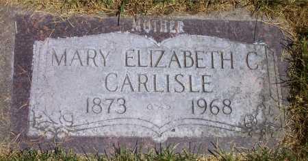 CARLISLE, MARY ELIZABETH - Salt Lake County, Utah   MARY ELIZABETH CARLISLE - Utah Gravestone Photos
