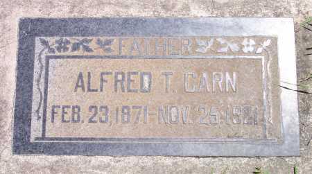 CARN, THEOPHILUS ALFRED - Salt Lake County, Utah   THEOPHILUS ALFRED CARN - Utah Gravestone Photos