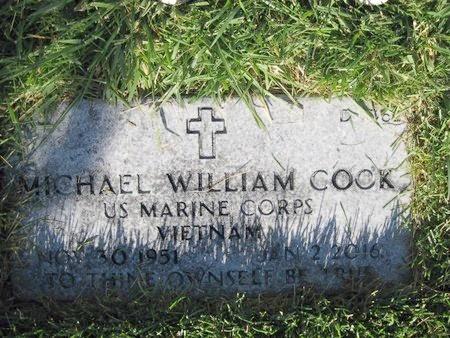 COOK, MICHAEL WILLIAM - Salt Lake County, Utah | MICHAEL WILLIAM COOK - Utah Gravestone Photos