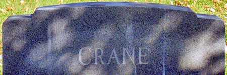 CRANE, FAMILY - Salt Lake County, Utah | FAMILY CRANE - Utah Gravestone Photos