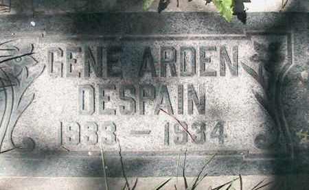 DESPAIN, GENE ARDEN - Salt Lake County, Utah   GENE ARDEN DESPAIN - Utah Gravestone Photos