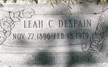 CLAYSON BELL, LEAH LORENA - Salt Lake County, Utah | LEAH LORENA CLAYSON BELL - Utah Gravestone Photos