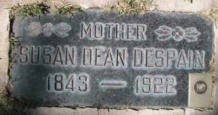 DEAN DESPAIN, SUSAN - Salt Lake County, Utah | SUSAN DEAN DESPAIN - Utah Gravestone Photos