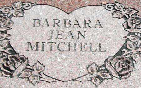 MITCHELL, BARBARA JEAN - Salt Lake County, Utah | BARBARA JEAN MITCHELL - Utah Gravestone Photos