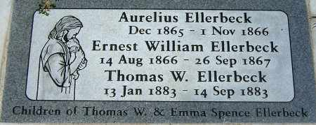ELLERBECK, THOMAS WITTON - Salt Lake County, Utah | THOMAS WITTON ELLERBECK - Utah Gravestone Photos