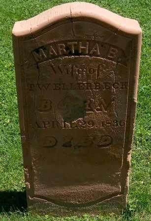 HYDER ELLERBECK, MARTHA BIRCH - Salt Lake County, Utah | MARTHA BIRCH HYDER ELLERBECK - Utah Gravestone Photos