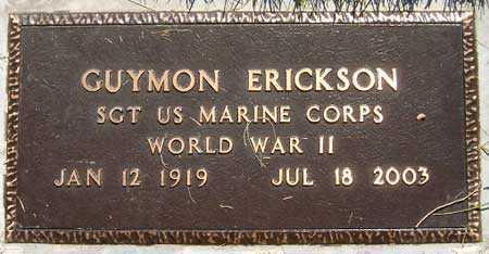 ERICKSON, GUYMON - Salt Lake County, Utah | GUYMON ERICKSON - Utah Gravestone Photos