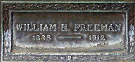 FREEMAN, WILLIAM HAMBLIN - Salt Lake County, Utah   WILLIAM HAMBLIN FREEMAN - Utah Gravestone Photos