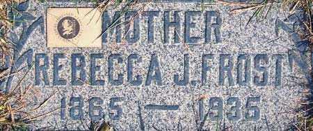 JORGENSEN, HANSINA REBECCA - Salt Lake County, Utah | HANSINA REBECCA JORGENSEN - Utah Gravestone Photos