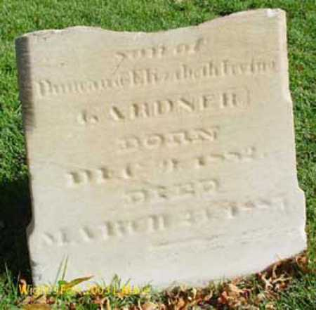 GARDNER, JOHN RAYMOND - Salt Lake County, Utah | JOHN RAYMOND GARDNER - Utah Gravestone Photos