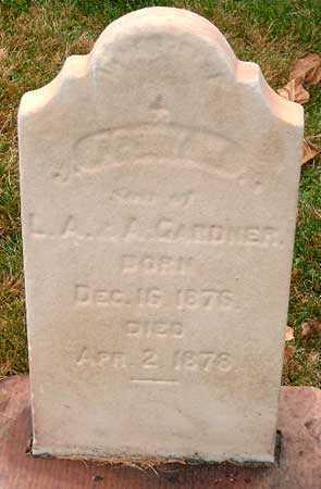 GARDNER, PERRY WILBURN - Salt Lake County, Utah | PERRY WILBURN GARDNER - Utah Gravestone Photos