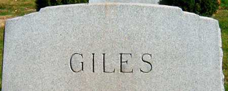 GILES, FAMILY - Salt Lake County, Utah | FAMILY GILES - Utah Gravestone Photos