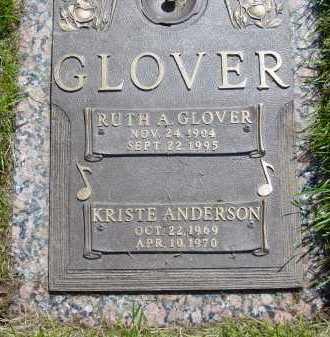ANDERSON, KRISTE - Salt Lake County, Utah | KRISTE ANDERSON - Utah Gravestone Photos