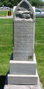 SMITH, HARRIET - Salt Lake County, Utah | HARRIET SMITH - Utah Gravestone Photos
