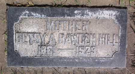 BAWDEN HILL, BETSY ANN - Salt Lake County, Utah | BETSY ANN BAWDEN HILL - Utah Gravestone Photos