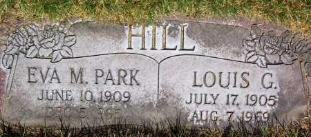 PARK HILL, EVA MAY - Salt Lake County, Utah | EVA MAY PARK HILL - Utah Gravestone Photos
