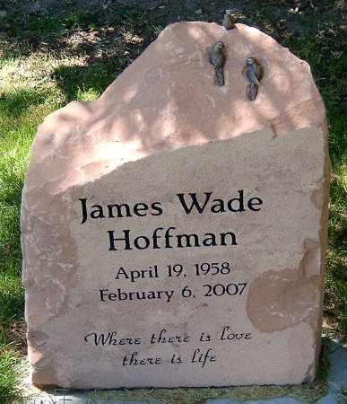 HOFFMAN, JAMES WADE, JR - Salt Lake County, Utah | JAMES WADE, JR HOFFMAN - Utah Gravestone Photos
