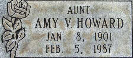 HOWARD, AMY VENGHAM - Salt Lake County, Utah | AMY VENGHAM HOWARD - Utah Gravestone Photos