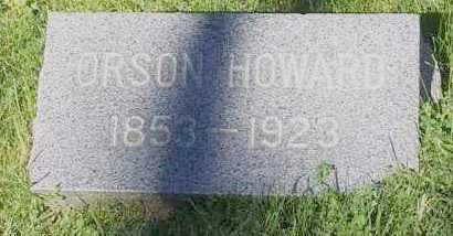 HOWARD, ORSON - Salt Lake County, Utah | ORSON HOWARD - Utah Gravestone Photos