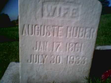 SEIFERT HUBER, AUGUSTE PAULINE - Salt Lake County, Utah   AUGUSTE PAULINE SEIFERT HUBER - Utah Gravestone Photos