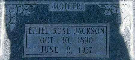 JACKSON, ETHEL RACHEL - Salt Lake County, Utah   ETHEL RACHEL JACKSON - Utah Gravestone Photos