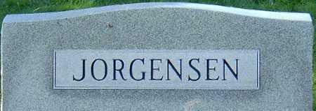 JORGENSEN, FAMILY - Salt Lake County, Utah   FAMILY JORGENSEN - Utah Gravestone Photos