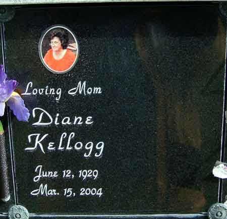 KNOWLTON KELLOGG, DIANE - Salt Lake County, Utah | DIANE KNOWLTON KELLOGG - Utah Gravestone Photos