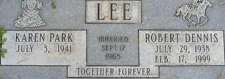 LEE, ROBERT DENNIS - Salt Lake County, Utah | ROBERT DENNIS LEE - Utah Gravestone Photos