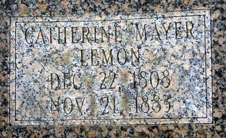 LEMON, CATHERINE MARTHA - Salt Lake County, Utah   CATHERINE MARTHA LEMON - Utah Gravestone Photos