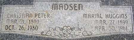 MADSEN, MARIAL ELIZABETH - Salt Lake County, Utah | MARIAL ELIZABETH MADSEN - Utah Gravestone Photos