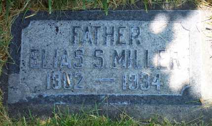 MILLER, ELIAS SMITH - Salt Lake County, Utah | ELIAS SMITH MILLER - Utah Gravestone Photos