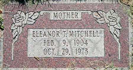 MITCHELL, ELEANOR MARTINA - Salt Lake County, Utah | ELEANOR MARTINA MITCHELL - Utah Gravestone Photos