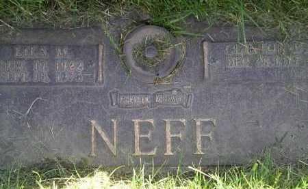 NEFF, CLINTON B. - Salt Lake County, Utah | CLINTON B. NEFF - Utah Gravestone Photos