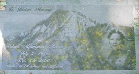 MALMGREN, VELMA PAULINE - Salt Lake County, Utah   VELMA PAULINE MALMGREN - Utah Gravestone Photos