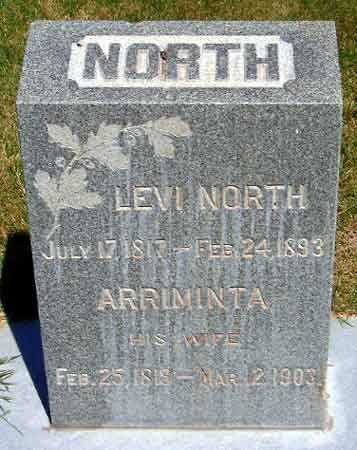 NORTH, ARMINTA - Salt Lake County, Utah | ARMINTA NORTH - Utah Gravestone Photos