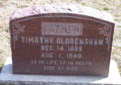 OLORENSHAW, TIMOTHY - Salt Lake County, Utah | TIMOTHY OLORENSHAW - Utah Gravestone Photos