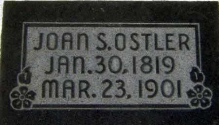 STEVENS OSTLER, JOAN COUSINS - Salt Lake County, Utah   JOAN COUSINS STEVENS OSTLER - Utah Gravestone Photos
