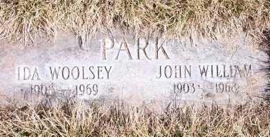 WOOLSEY PARK, IDA RUBY - Salt Lake County, Utah | IDA RUBY WOOLSEY PARK - Utah Gravestone Photos