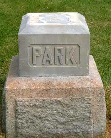 PARK, MISSING - Salt Lake County, Utah   MISSING PARK - Utah Gravestone Photos