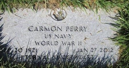 PERRY, CARMON - Salt Lake County, Utah   CARMON PERRY - Utah Gravestone Photos