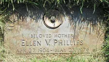 PHILLIPS, ELLEN - Salt Lake County, Utah | ELLEN PHILLIPS - Utah Gravestone Photos