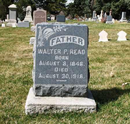 READ, WALTER PYRAMUS - Salt Lake County, Utah | WALTER PYRAMUS READ - Utah Gravestone Photos
