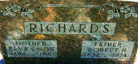 RICHARDS, ELVA - Salt Lake County, Utah | ELVA RICHARDS - Utah Gravestone Photos