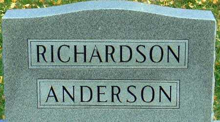 ANDERSON, FAMILY - Salt Lake County, Utah | FAMILY ANDERSON - Utah Gravestone Photos