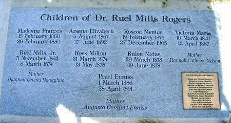 ROGERS, PEARL ENNISS - Salt Lake County, Utah | PEARL ENNISS ROGERS - Utah Gravestone Photos