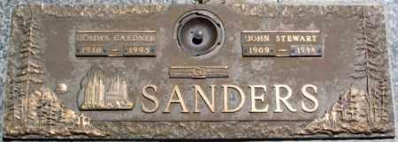 GARDNER, GLADYS - Salt Lake County, Utah | GLADYS GARDNER - Utah Gravestone Photos