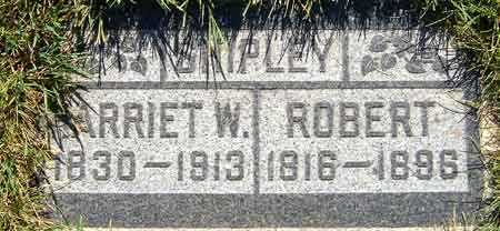 SHIPLEY, HARRIET - Salt Lake County, Utah | HARRIET SHIPLEY - Utah Gravestone Photos