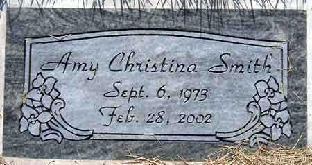 SMITH, AMY CHRISTINA - Salt Lake County, Utah | AMY CHRISTINA SMITH - Utah Gravestone Photos