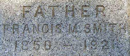 SMITH, FRANCIS MARION - Salt Lake County, Utah | FRANCIS MARION SMITH - Utah Gravestone Photos